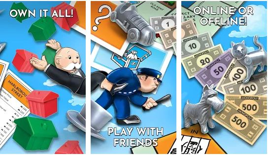 Download Monopoly MOD APK 1.0.8 (MOD Paid, Unlocked All) For Android 2