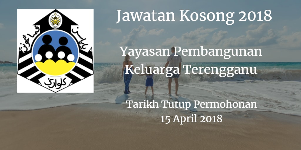 Jawatan Kosong YPKT 15 April 2018