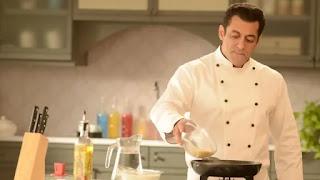 Salman khan in Bigg boss promo