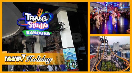 Paket Rombongan Wisata Bandung  Trans Studio