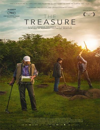 Ver El tesoro (Comoara) (2015) Online