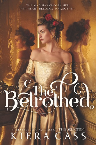 The Betrothed book by Kiera Cass pdf