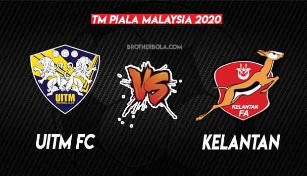 Live Streaming Uitm vs Kelantan Piala Malaysia 8.11.2020