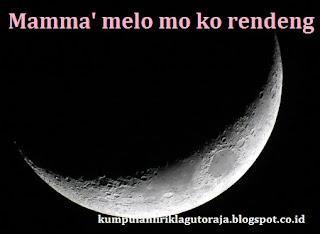 Kata Romantis Toraja