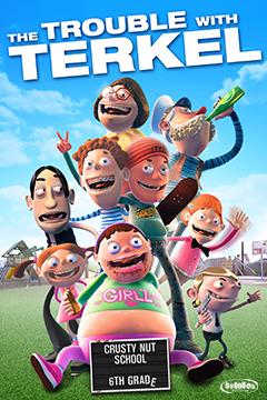 Film The Trouble with Terkel 2017 Bioskop