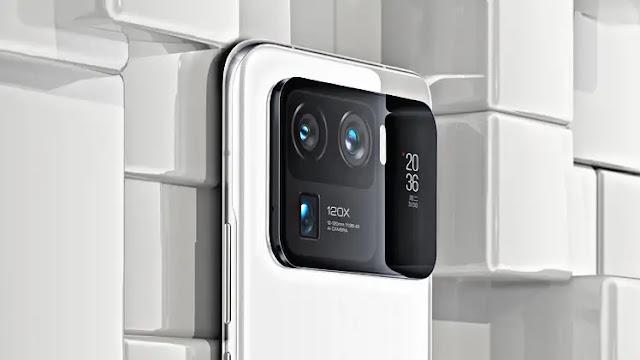 Xiaomi Mi 11 Ultra camera news