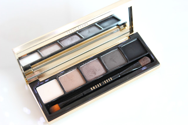 Bobbi Brown cool dusk eyeshadow palette
