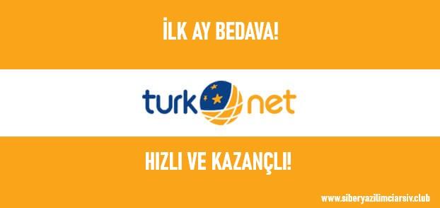 Turknet | Ev İnterneti