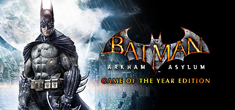 Batman Arkham Asylum GOTY PC Full Version