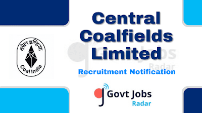 CCL recruitment notification 2019, Govt jobs for ITI, govt jobs in India, central govt jobs