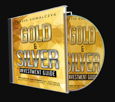 GOLD AND SILVER INVESTMENT GUIDE E-BOOK PDF, The Ultimate Guide Gold And Silver Investing DAVID KOWALCZYK, GOLD AND SILVER INVESTMENT GUIDE AUDIOBOOK, THE GOLD & SILVER INVESTING EBOOK+AUDIOBOOK,