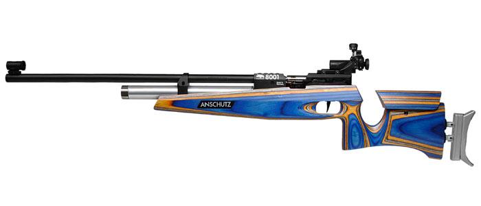REVIEW AIRGUN: Anschutz 8001 Junior Air Rifle