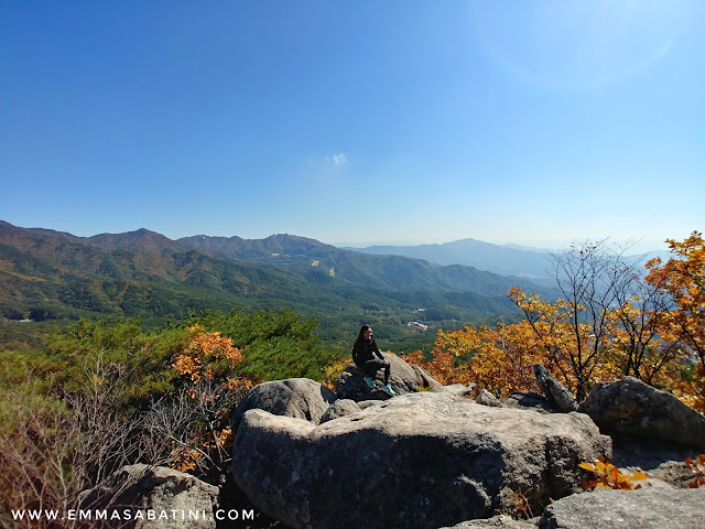 Things to Do in Daegu Palgongsan