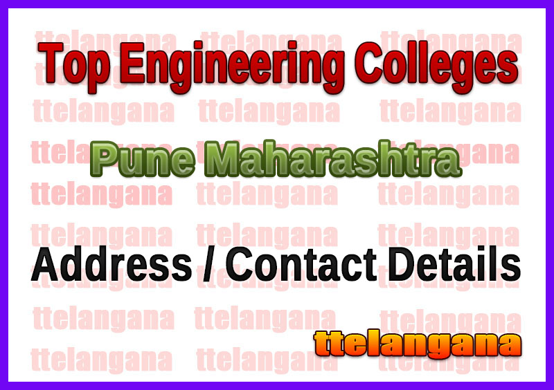 Top Engineering Colleges in Pune Maharashtra