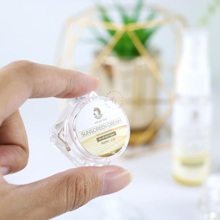 eBright Skin Sunscreen Cream
