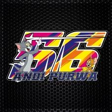 Nomor Start Racing Format Corel Draw Gratis Bagian Dua