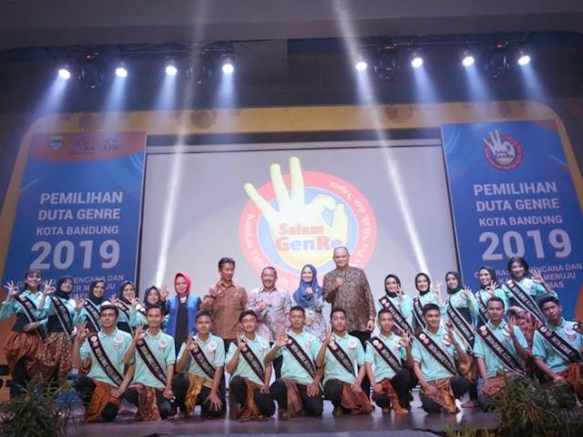 DPPKB Kota Bandung Gelar Pemilihan Duta Generasi Berencana