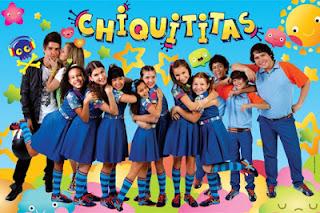 Daftar Nama Biodata Pemain Chiquititas SCTV