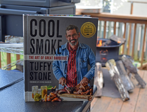 brief review of Tuffy Stone's Cool Smoke: The Art of Barbecue
