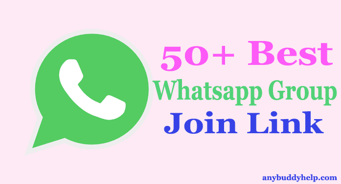 50+ Best Whatsapp Group Join Link