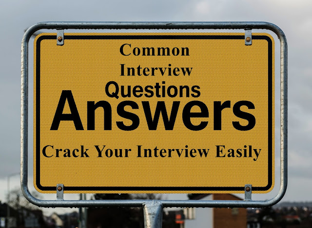 Interview Questions With Answer