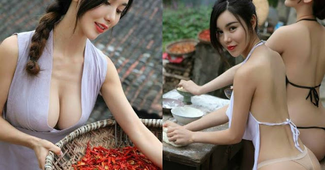 These Chinese Village Girls Can Qualify As Victoria's Secret Models Any Day!