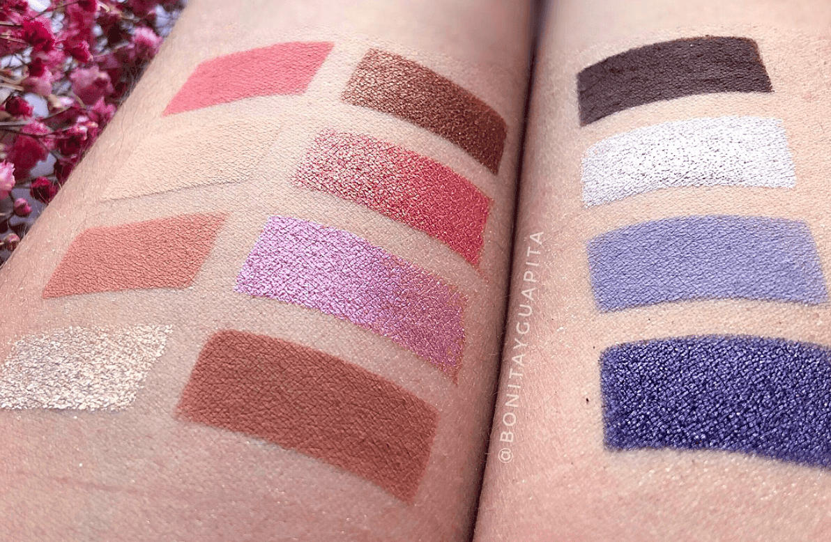 swatches soul blooming nabla