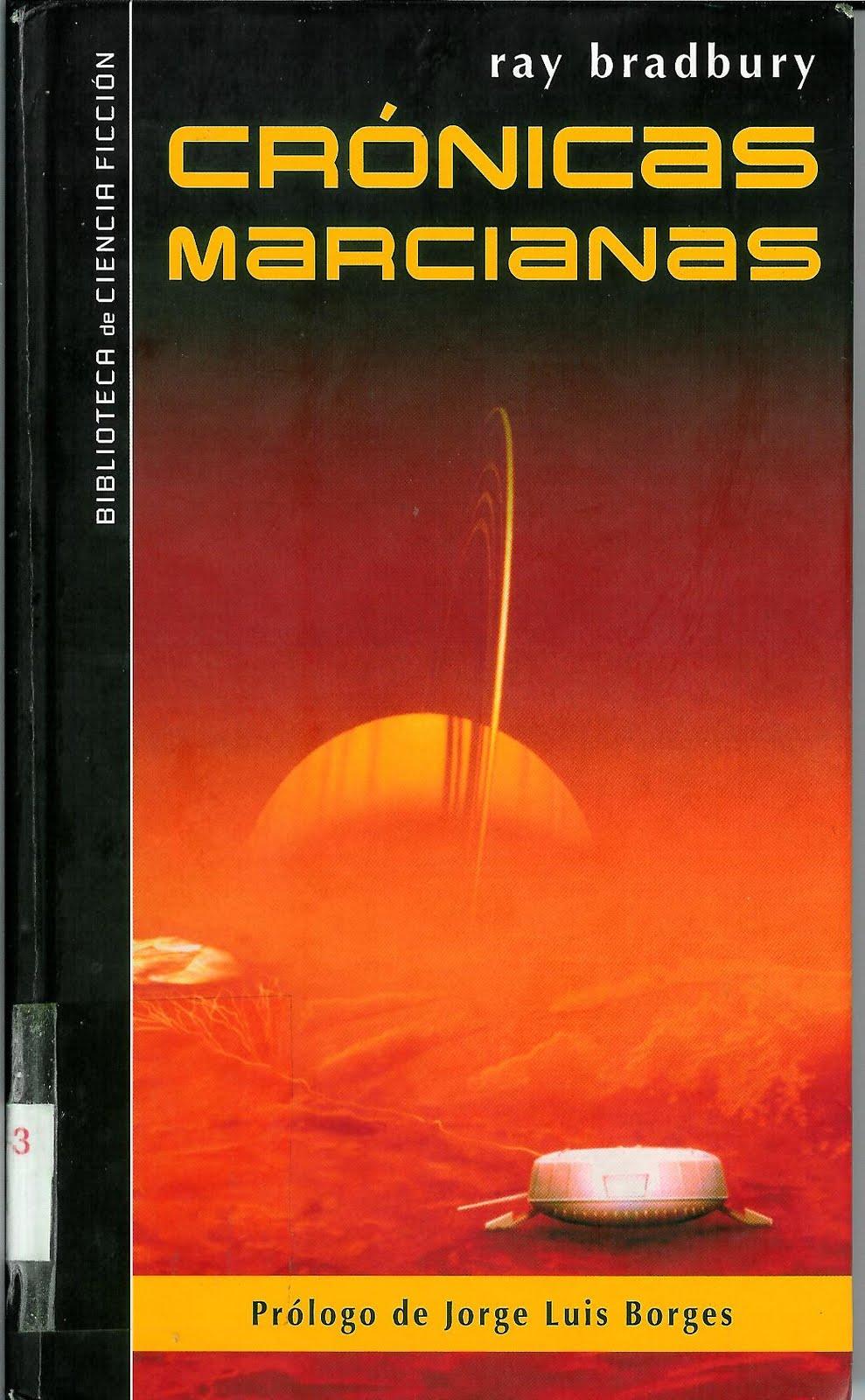 cronicas+marcianas+001 15 libros clásicos que te sorprenderán