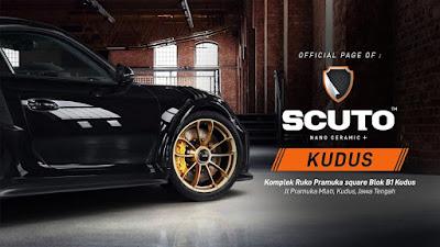 Scuto Kudus merupakan bengkel Coating body mobil berkualitas tiniggi yang saat ini sedang membuka kesempatan kerja untuk posisi