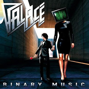 Palace Binary Music Frontiers Records December 7, 2018