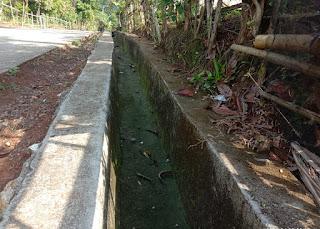 Pembangunan Talud Dan Drainase Desa Samaenre Mallawa di duga Mark up
