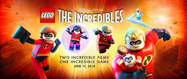 LEGO The Incredibles Game Teaser Image