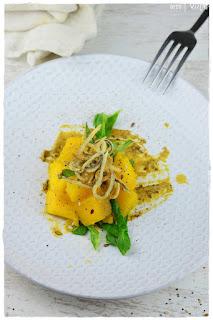 comer por los ojos- organo gustativo-gulas al ajillo- gulas rebozadas- receta con gulas- las gulas son beneficiosas- espinacas- receta con espinacas