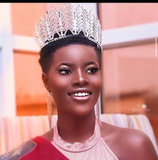 2020 Nigeria Most Beautiful Model {Photos}