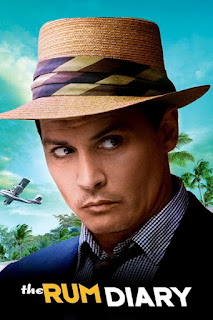 The Rum Diary (2011) BluRay 720p 1GB Dual Audio [Hindi-English] ESubs Download MKV