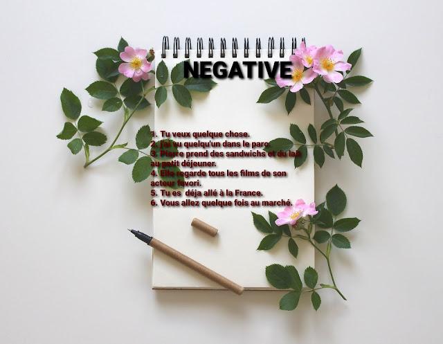 Les negatives
