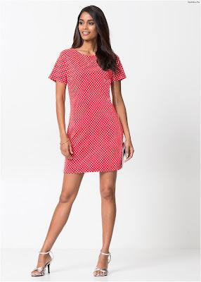 Vestidos rojos cortos Zara
