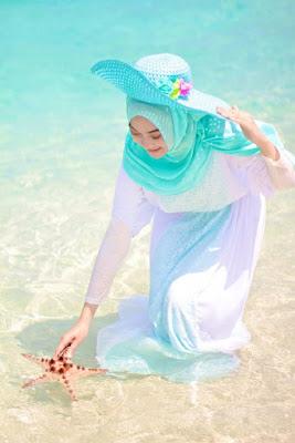baju yang cocok untuk ke pantai bagi wanita berjilbab topi cantik harga tiket masuk