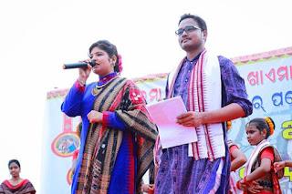 Sambalpuri day august 1 anchoring images