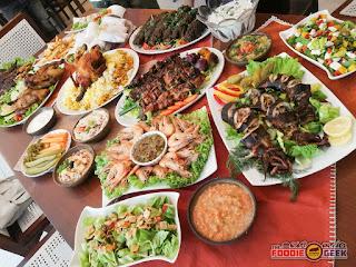 Laziz Filipino Mediterranean Cuisine, Antipolo