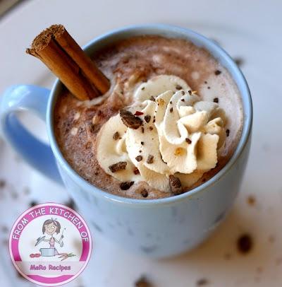 الهوت تشوكليت -  Hot Chocolate