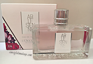 Review: Arlésienne Eau de Toilette - L'Occitane