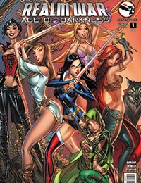 Grimm Fairy Tales presents Realm War Age of Darkness