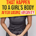 7 Things That Happen To A Girl's Body After Losing Virginity