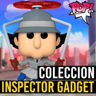 Lista de figuras Funko POP Inspector Gadget