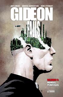 Gideon Falls 5 Mundos perversos  Jeff Lemire,