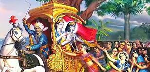 Why Krishna not married to radha in hindi