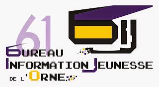 Logo du Bureau Information Jeunesse de l'Orne