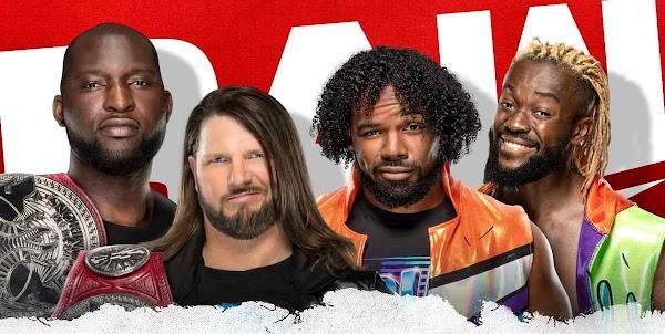 Ver Wwe Raw Online En Vivo 3 de Mayo de 2021