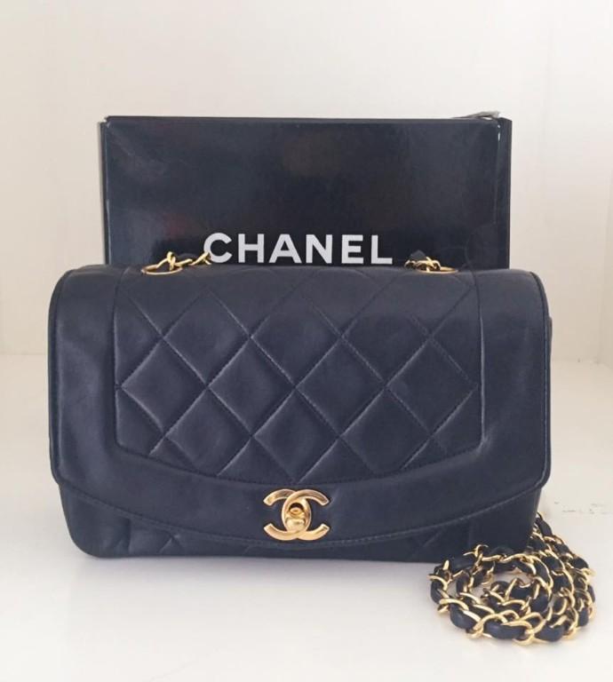 5627222cc8ba Tas Chanel Ori - model gosh dan channel syahrini